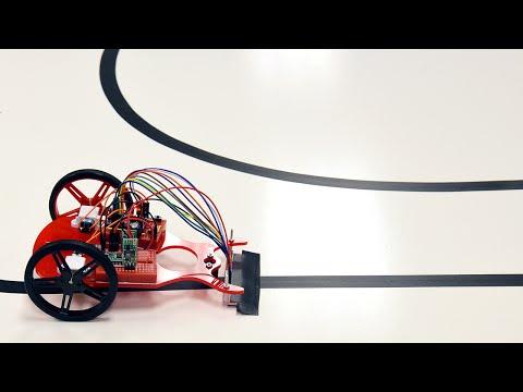 Pololu - Arduino Library for the Pololu QTR Reflectance