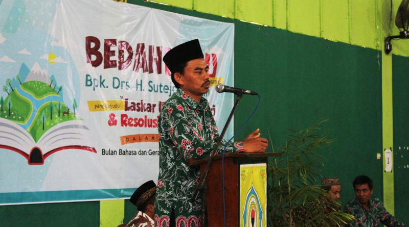 Bedah Buku Semarak Lomba dalam Rangka Bulan Bahasa