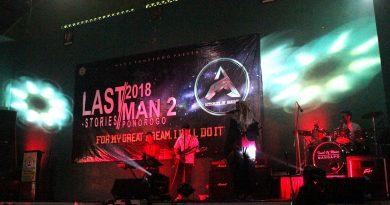 Last Stories 2018, Authority MAN 2 Ponorogo