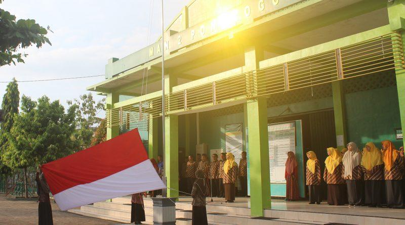 """Upacara Memperingati """"Hari Kartini"""" MAN 2 Ponorogo"""