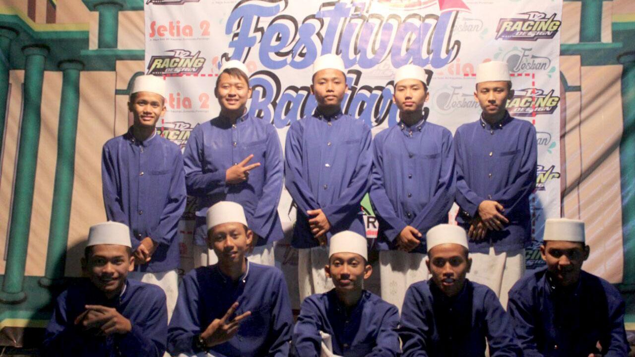 MAN 2 Ponorogo Juara Favorit Festival Al-Banjari Se-Eks Karisedanan Madiun