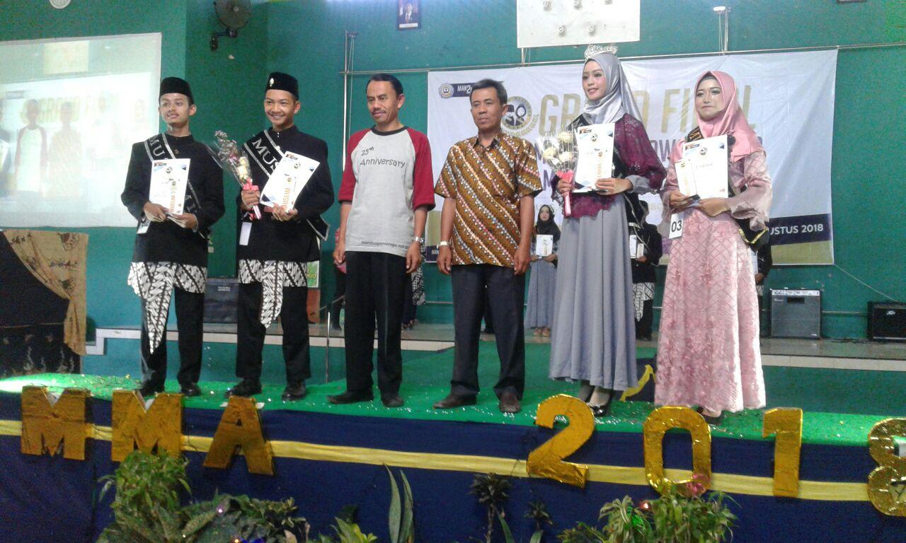 Grandfinal Muslim Muslimah Award 2018 MAN 2 Ponorogo