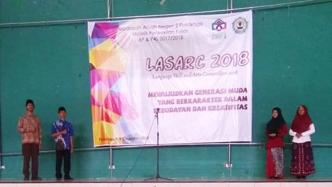LASARC (Language Skill and Art Competition) 2019