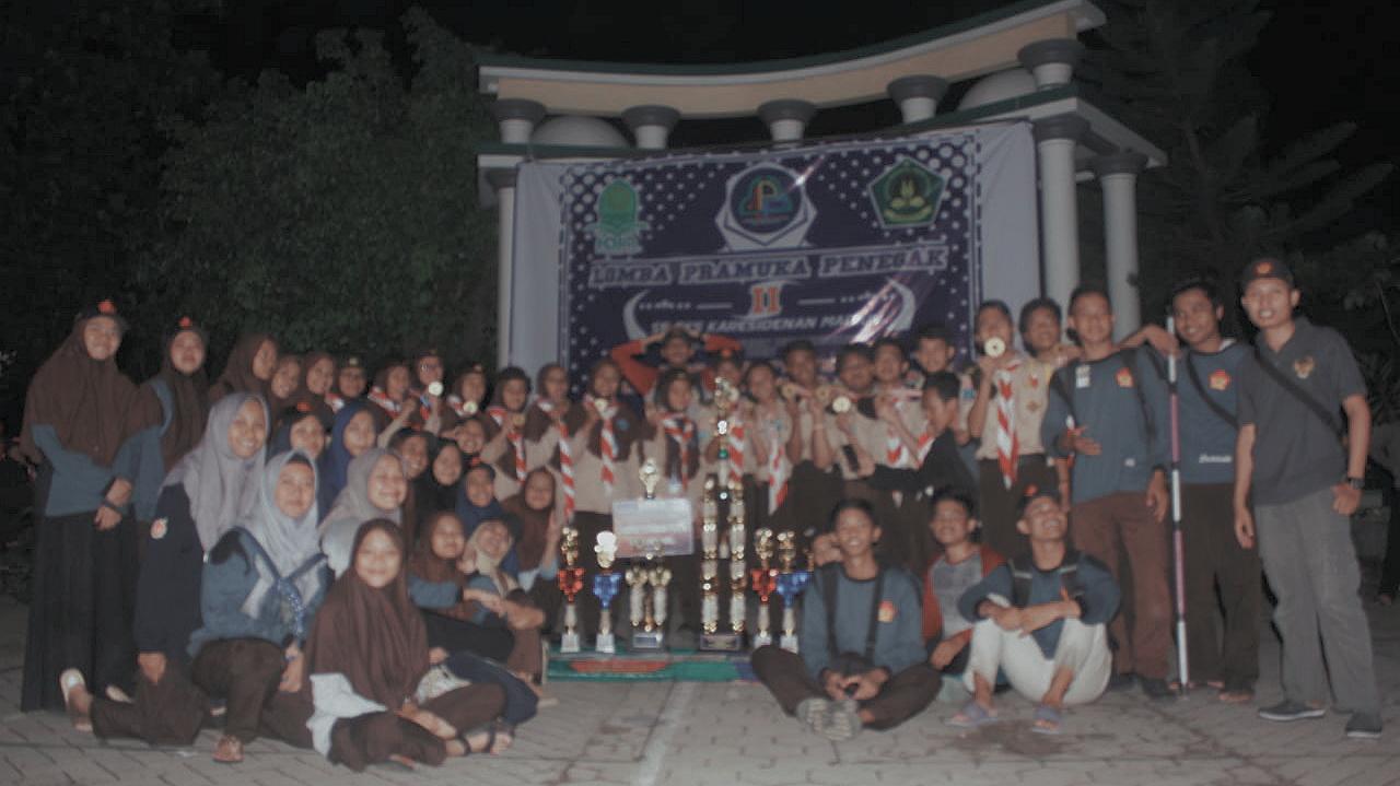 MAN 2 Ponorogo Juara Umum LPP II IAIN Ponorogo
