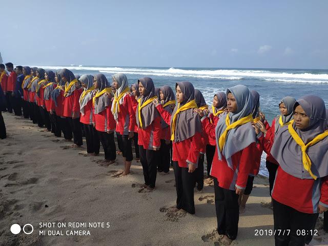 Reformasi PMR WIRA MAN 2 Ponorogo Periode 20182019