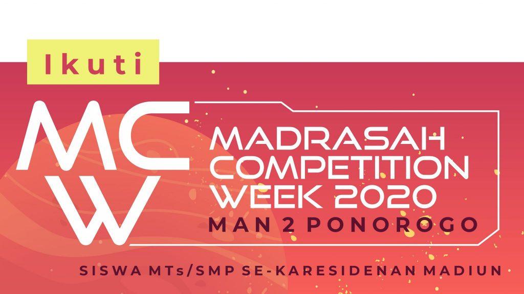 Madrasah Competiton Week 2020