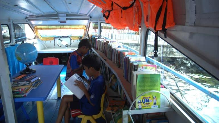 The Increasing Indonesia Human Resource needs Reading Habit Improvement